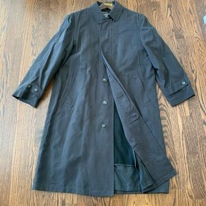 Kenneth Cole Men's Trench Coat